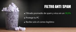 Soluciones antispam perimetral