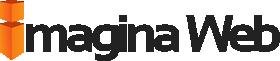 Diseño web, posicionamiento web Barcelona.  Imagina Web Logo