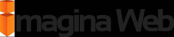 Diseño web, posicionamiento web Barcelona.  Imagina Web Retina Logo